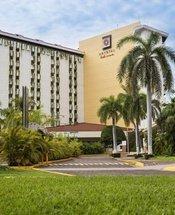 Fachada Hotel Krystal Ixtapa Ixtapa-Zihuatanejo