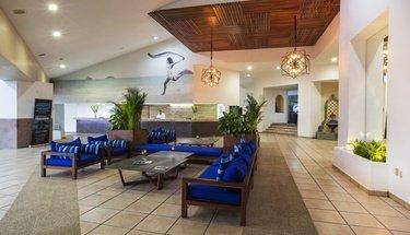 Recepção Hotel Krystal Ixtapa Ixtapa-Zihuatanejo
