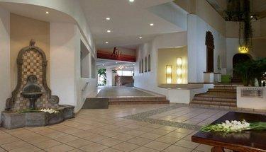 Lobby Hotel Krystal Ixtapa Ixtapa-Zihuatanejo